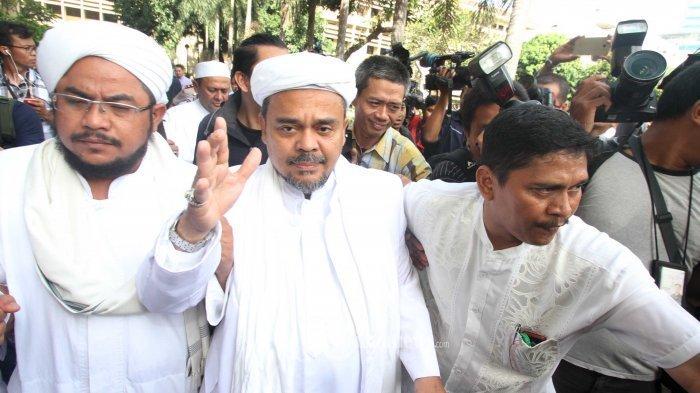 Habib Rizieq Memberikan Instruksi Akan Tenggelamkan Banteng