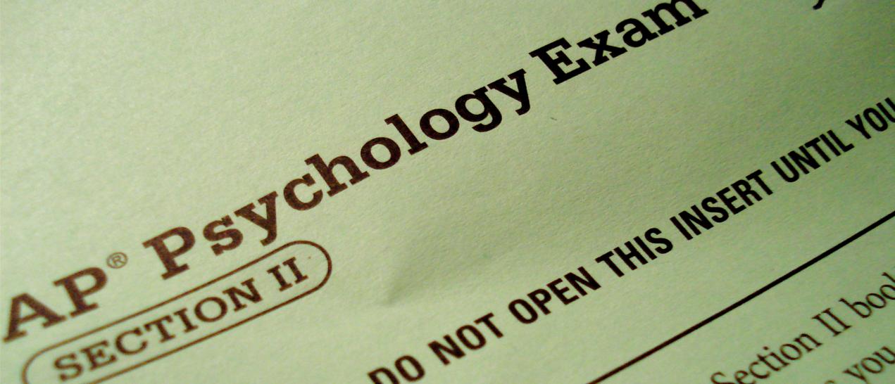 AP PSYCHOLOGY CHAPTER 5 TEST