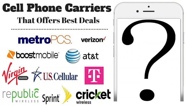 Cell Phone Carriers