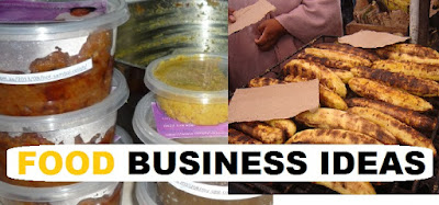 Starting a food business company