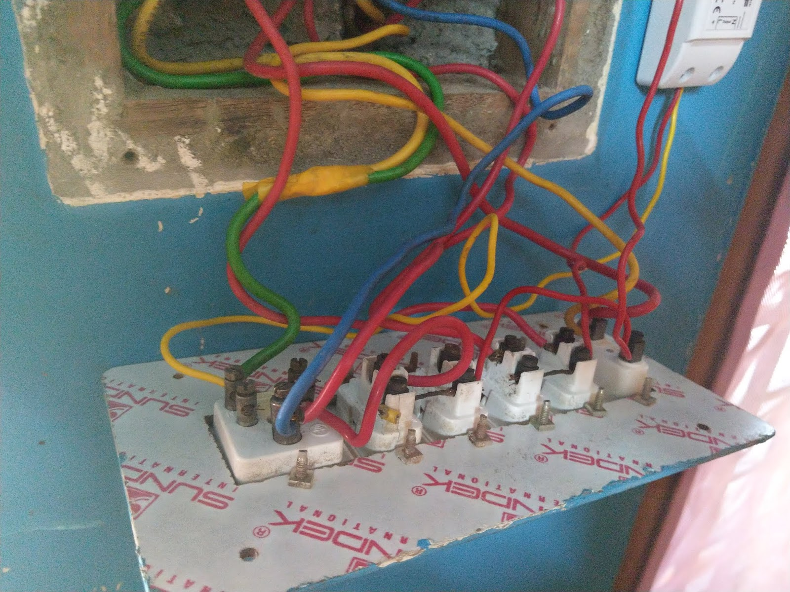 Wiring A Switch Board
