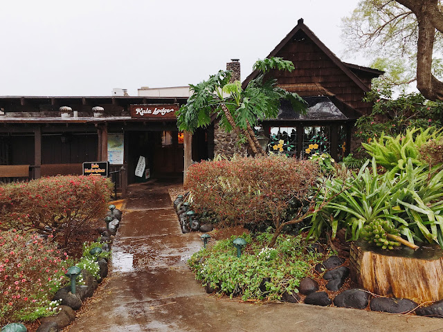 Kula Lodge in Maui, Hawai'i