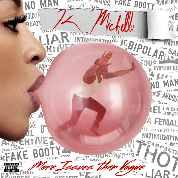 K. Michelle - More Issues Than Vogue Cover
