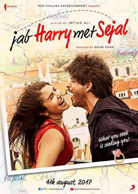 filem hindustan tentang travel dan percintaan, shah rukh khan, anushka sharma, travel to Prague, shah rukh khan as tour guide