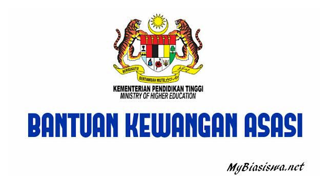 Bantuan Kewangan Asasi IPTA