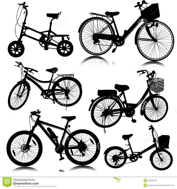 Bicycle Bike Vector