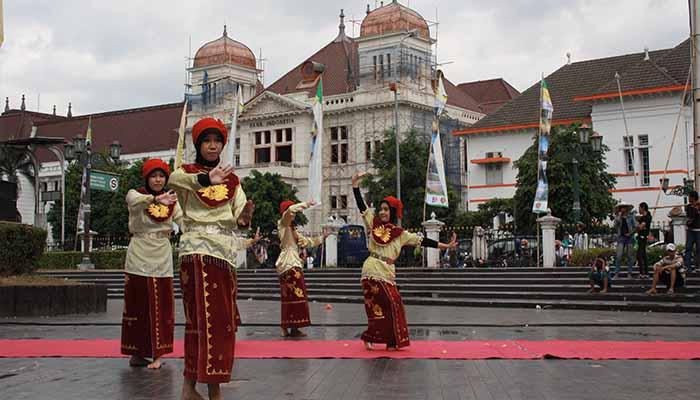 Tari Mayam Tikar, Tarian Tradisional Dari Kalimantan Selatan