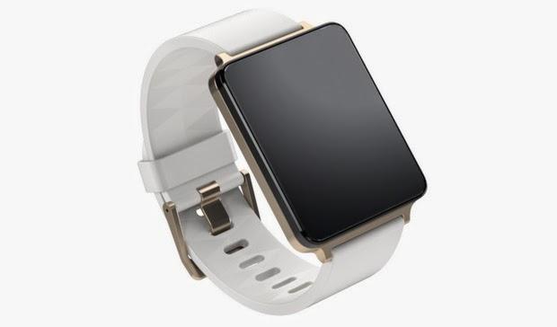 Diseño LG G Watch