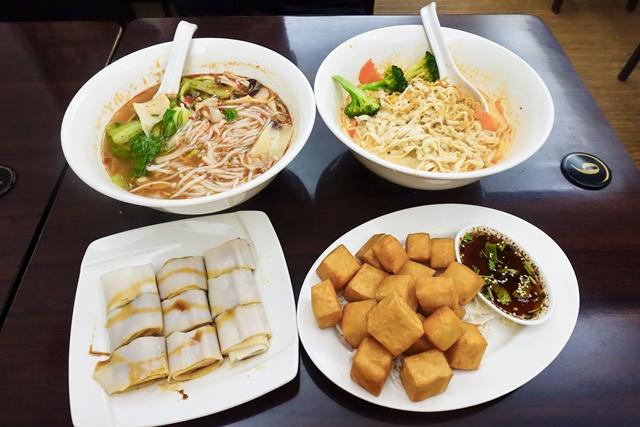 和順鄉雲南特色素食料理~台北市政府捷運站素食