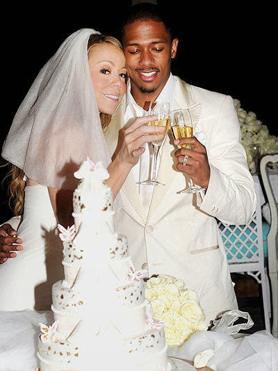 Nick Cannon and Mariah Carey's Wedding Day