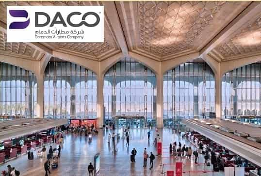 DAMMAM AIRPORT COMPANY RANKS 2ND IN THE WORLD