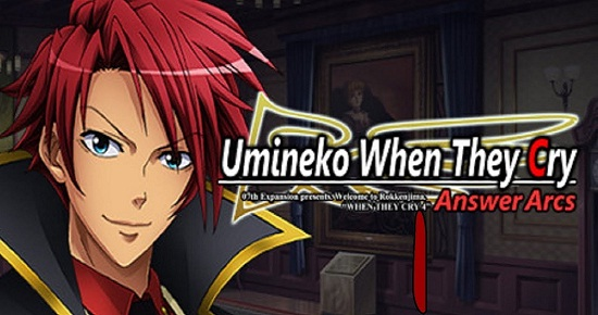 Free Download Umineko When They Cry Answer Arcs PC Game