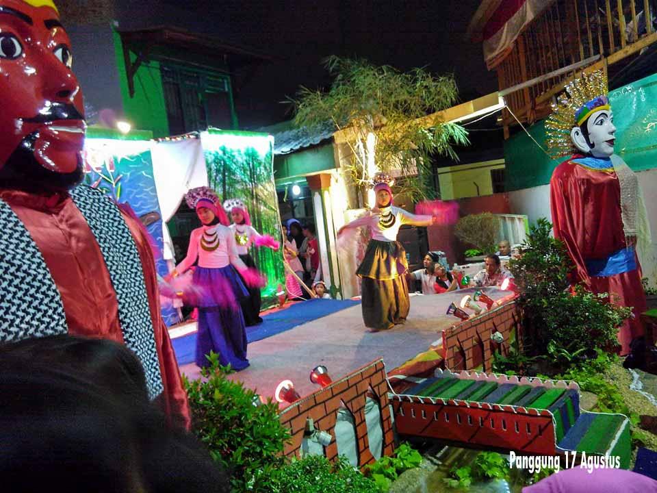 Dekorasi Panggung Hut Ri Nusagates