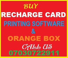 Production and Sales of Recharge Cards Business Plan.