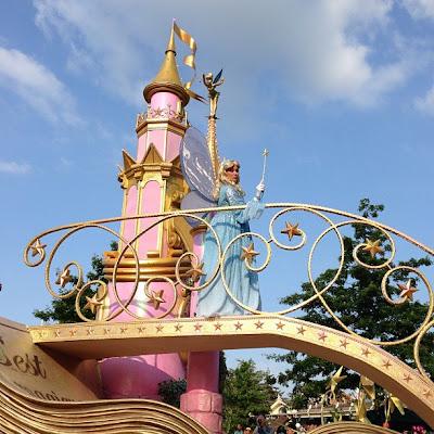 journée à Disneyland Paris