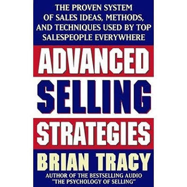 EBOOK: ADVANCE SELLING STRATEGIES-BRIAN TRACY