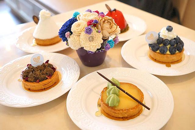 DSC01997 - 熱血採訪│隱藏在台中七期的藍帶甜點,金心盈福Cuore D'oro法義甜點