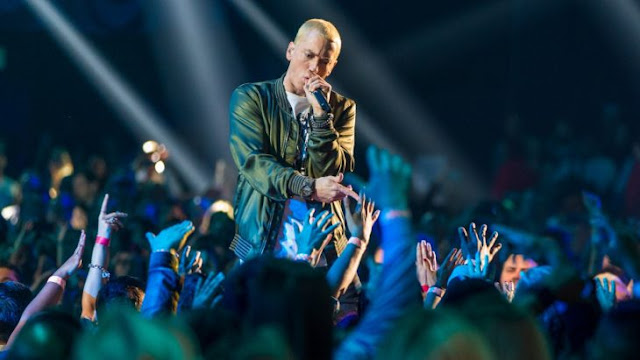 Eminem dedica una canción en contra de Donald Trump