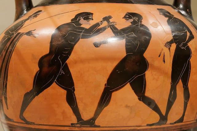 Κλεομήδης: Ο πυγμάχος που σκότωσε τον αντίπαλό του και εξήντα μικρά παιδιά!
