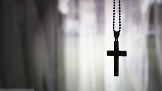 Jesus christ cross chain prayer wallpaper