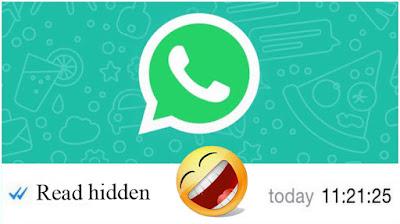 agar, Chat, WhatsApp, Seperti, Belum, Dibaca, Oleh, Kita, Tidak Centang Biru,