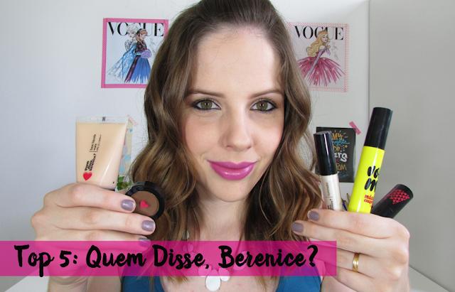 Vídeo: Top 5 - Quem Disse, Berenice?