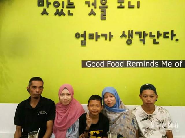 Makan-Makan di Restoran Korea Sopoong Melawati Mall