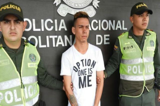 Otro ladrón venezolano capturado en Cúcuta por robar un celular
