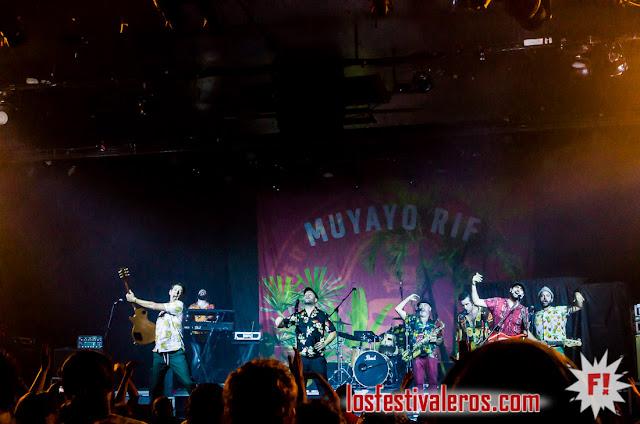 Muyayo Rif, La Riviera 2018