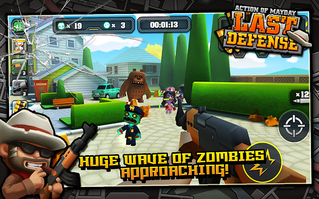 action of mayday hile apk indir