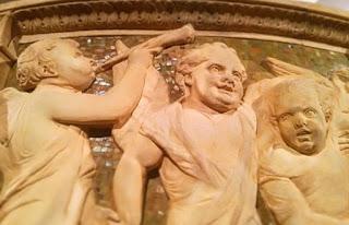 Putti danzanti - Pulpito Donatello - Prato