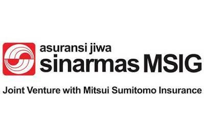 Lowongan PT. Asuransi Jiwa Sinarmas MSIG Pekanbaru Februari 2019