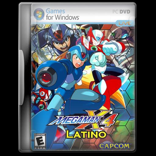 Aporte] Megaman X4 Español Audio Latino para PC - Jueg    en