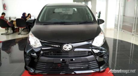 Toyota Calya giá rẻ