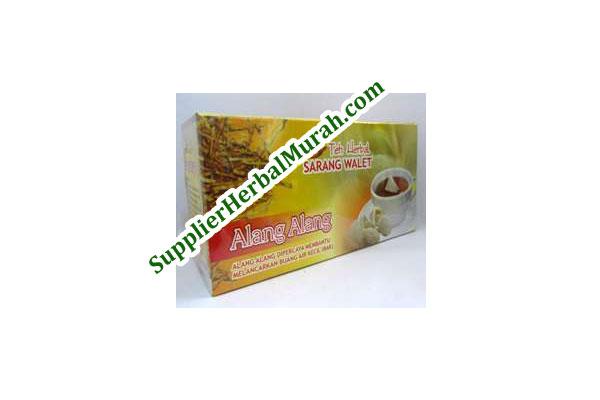 Teh Herbal Sarang Walet Plus Alang-Alang