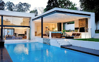 desirable house with pool