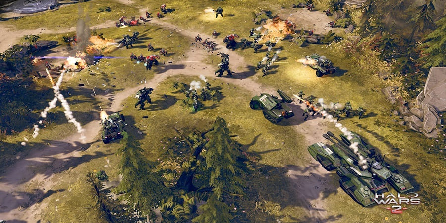 Imagens Halo Wars - Definitive Edition
