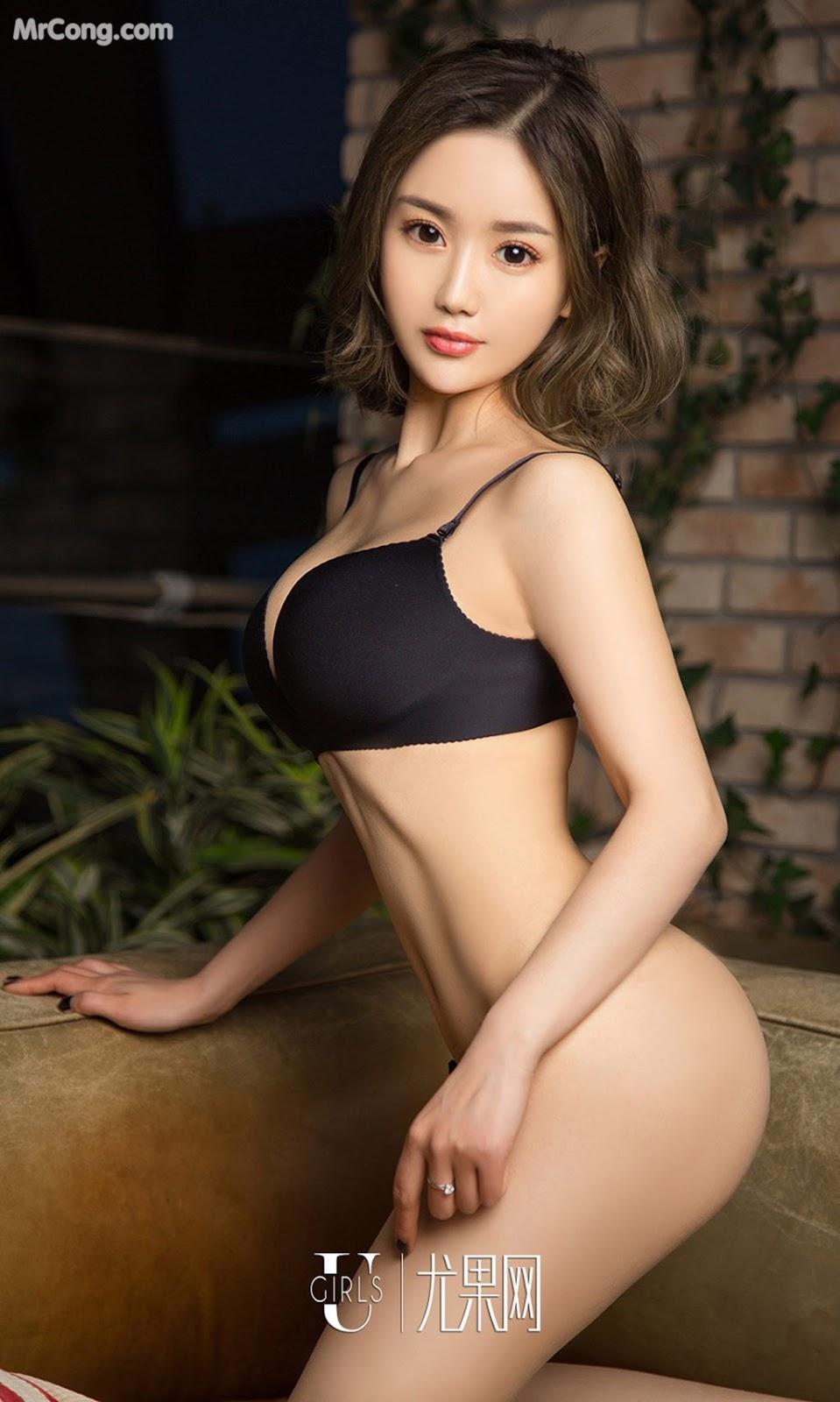 Image UGIRLS-Ai-You-Wu-App-No.1022-Yan-Yi-Xi-MrCong.com-031 in post UGIRLS – Ai You Wu App No.1022: Người mẫu Yan Yi Xi (颜亦汐) (40 ảnh)