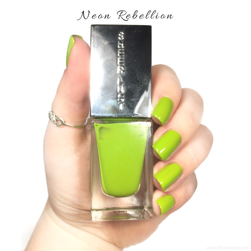 Sheer Lust Neon Rebellion
