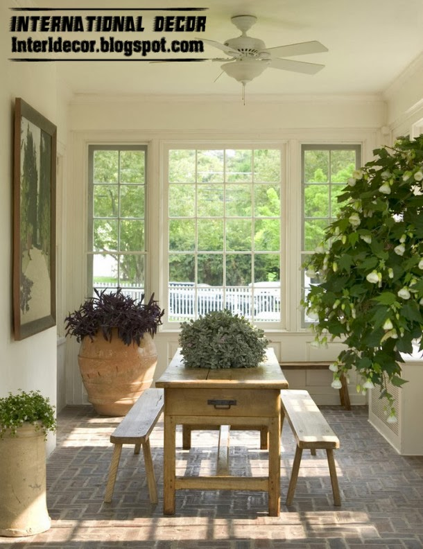 How to decorate a winter garden - Interesting ideas
