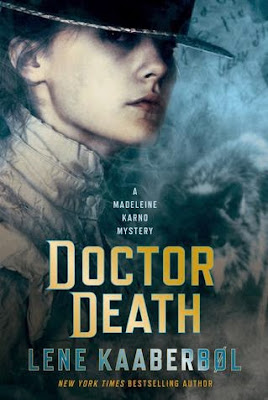 Doctor Death by Lene Kaaberbol - book cover