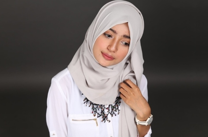 Bal Fashion Your No 1 Fashion Blog Hijab Styles For Face Shapes
