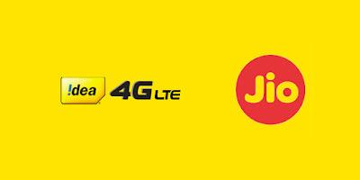 आईडिया ने लॉन्च किया 2 जीबी प्रतिदिन वाला सस्ता प्लान, जिओ की बजी बैंड