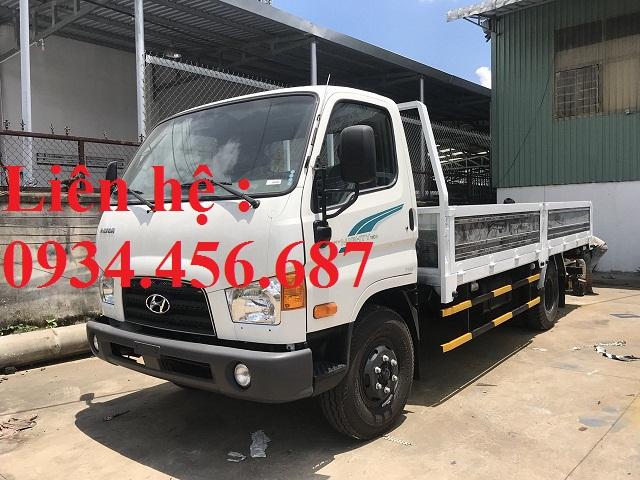 Hyundai HD110s thùng lửng