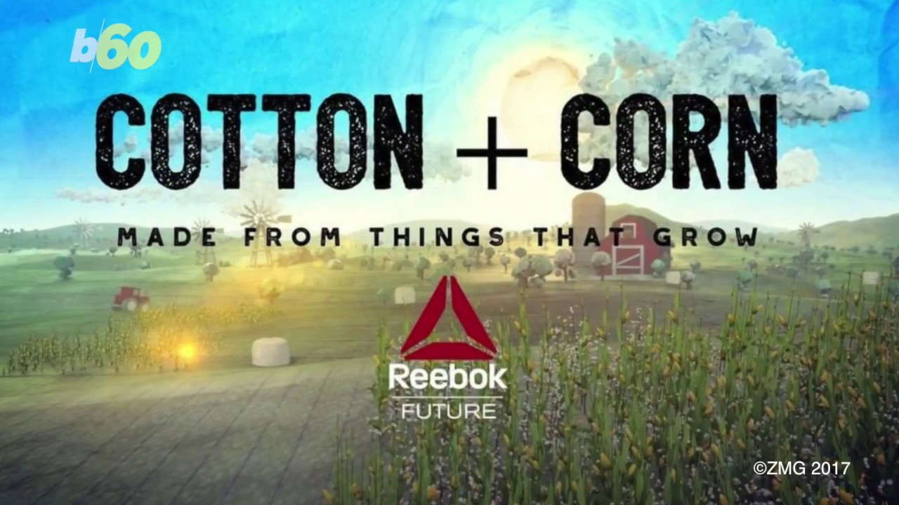 REEBOK LAUNCHES VEGAN CORN AND COTTON SUSTAINABLE SNEAKERS c71c8a896