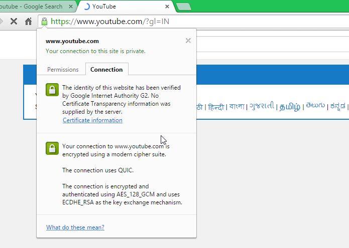 Blocking facebook, youtube over HTTPS on Fortigate – Allwyn