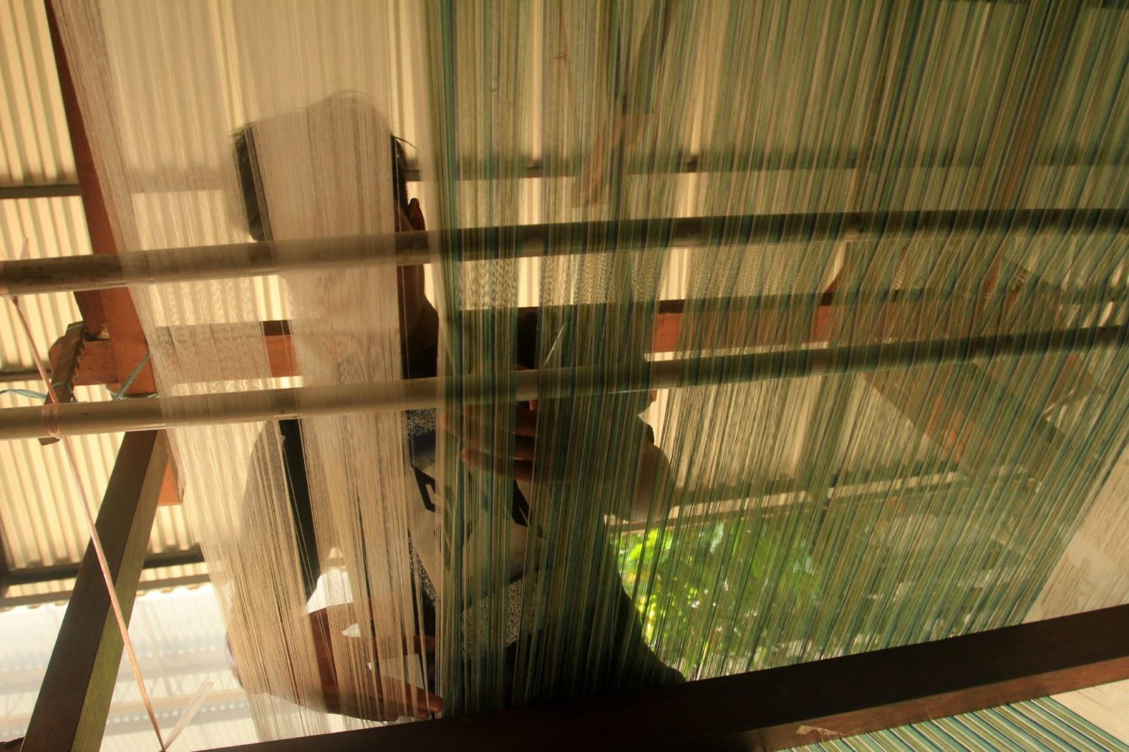 Ikhtiar Menyelamatkan Batik Banyumasan Arisandria