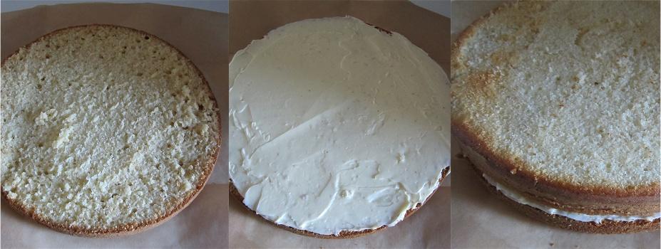 KitKat-M&M's Torte/Gravity Cake Anleitung