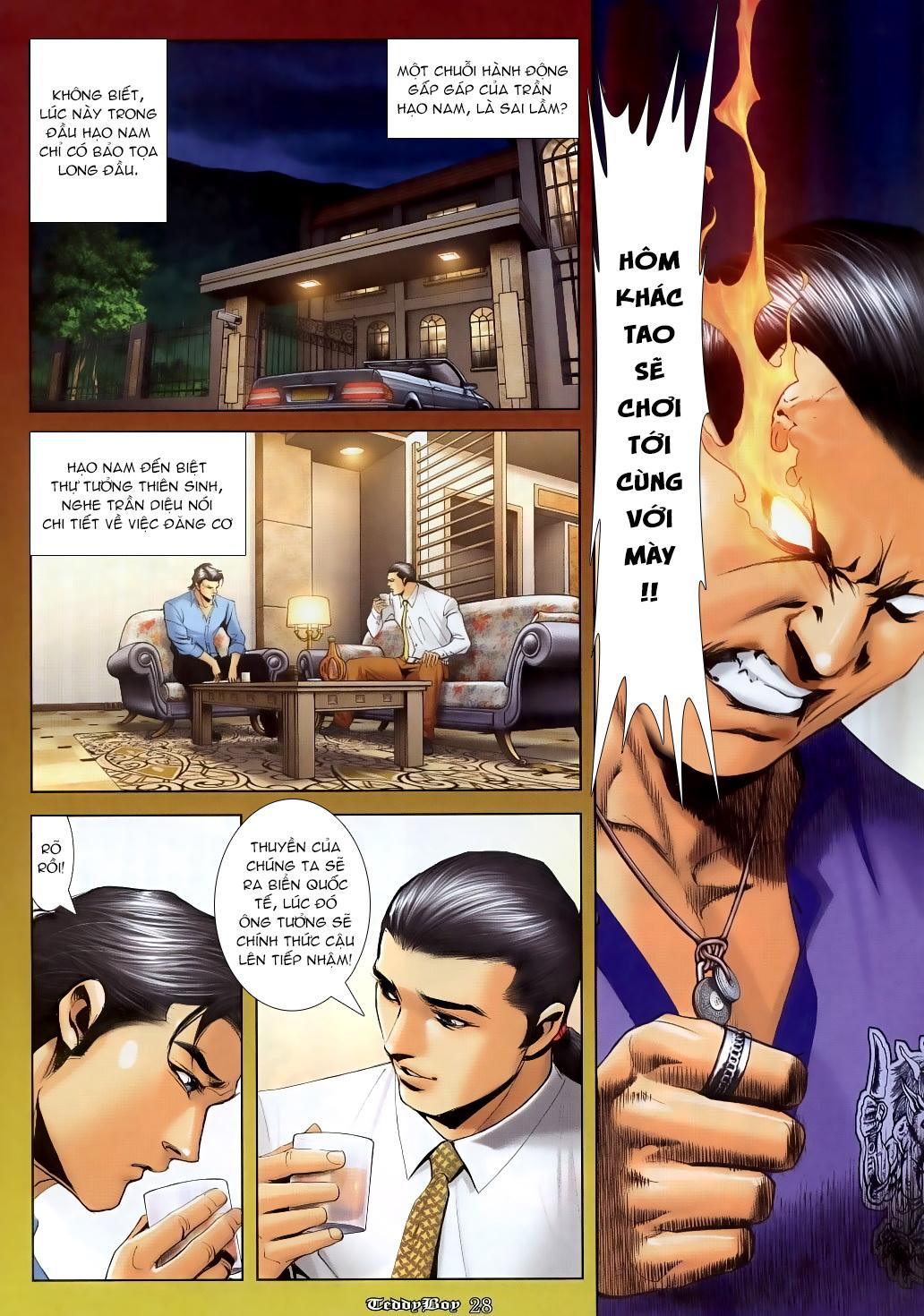 Người Trong Giang Hồ NetTruyen chap 987 - Trang 22
