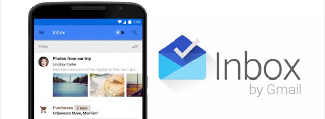 Inbox by Gmail v1.27 Update: Google Added new Direct Sharing & Vacation Responders Feature: Download APK